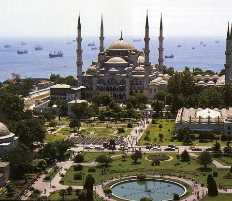 Masjid Tokyo Cami, Yuks Ikuti Keindahan
