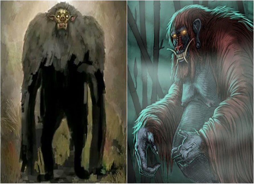 Mengenal Homang, Hantu Asli Tanah Batak