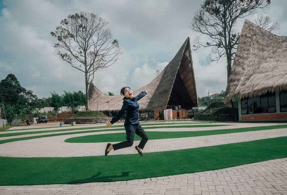 10 Potret Dusun Semilir, Taman Hiburan yang Instagenic