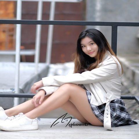 Potret Shannon Wong, Model Super Cantik Asal Jakarta