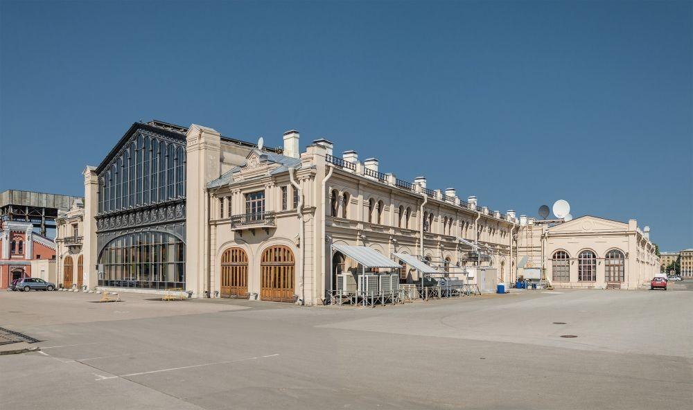 10 Stasiun Kereta Api di Dunia yang Ditinggalkan