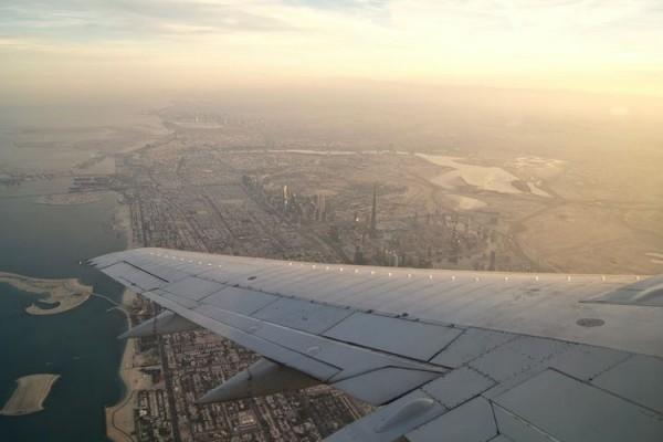 10 Tempat Paling Kotor di Pesawat