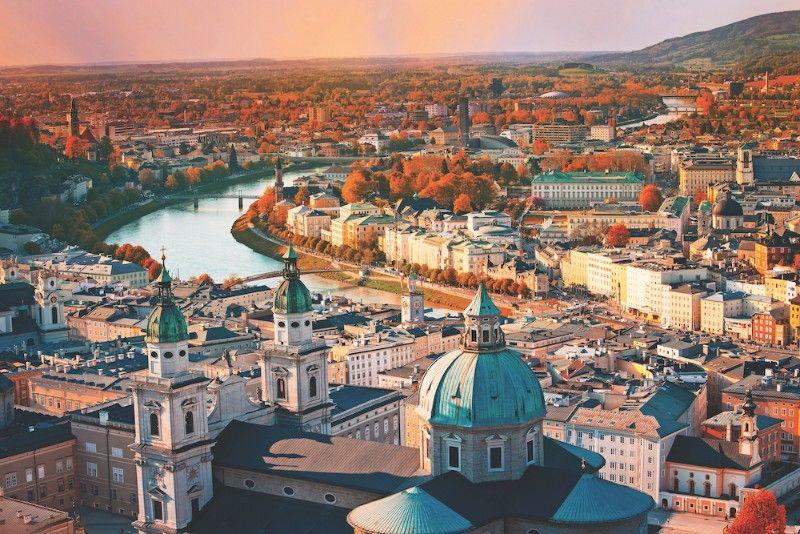 5 Kota Paling Indah di Austria