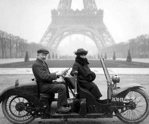 12 Potret Kota Paris 100 Tahun yang Lalu