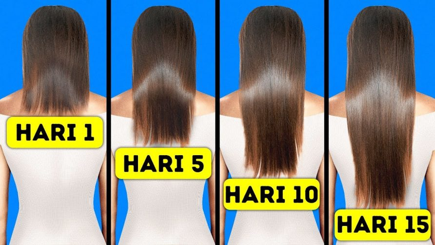 cara agar rambut cepat panjang